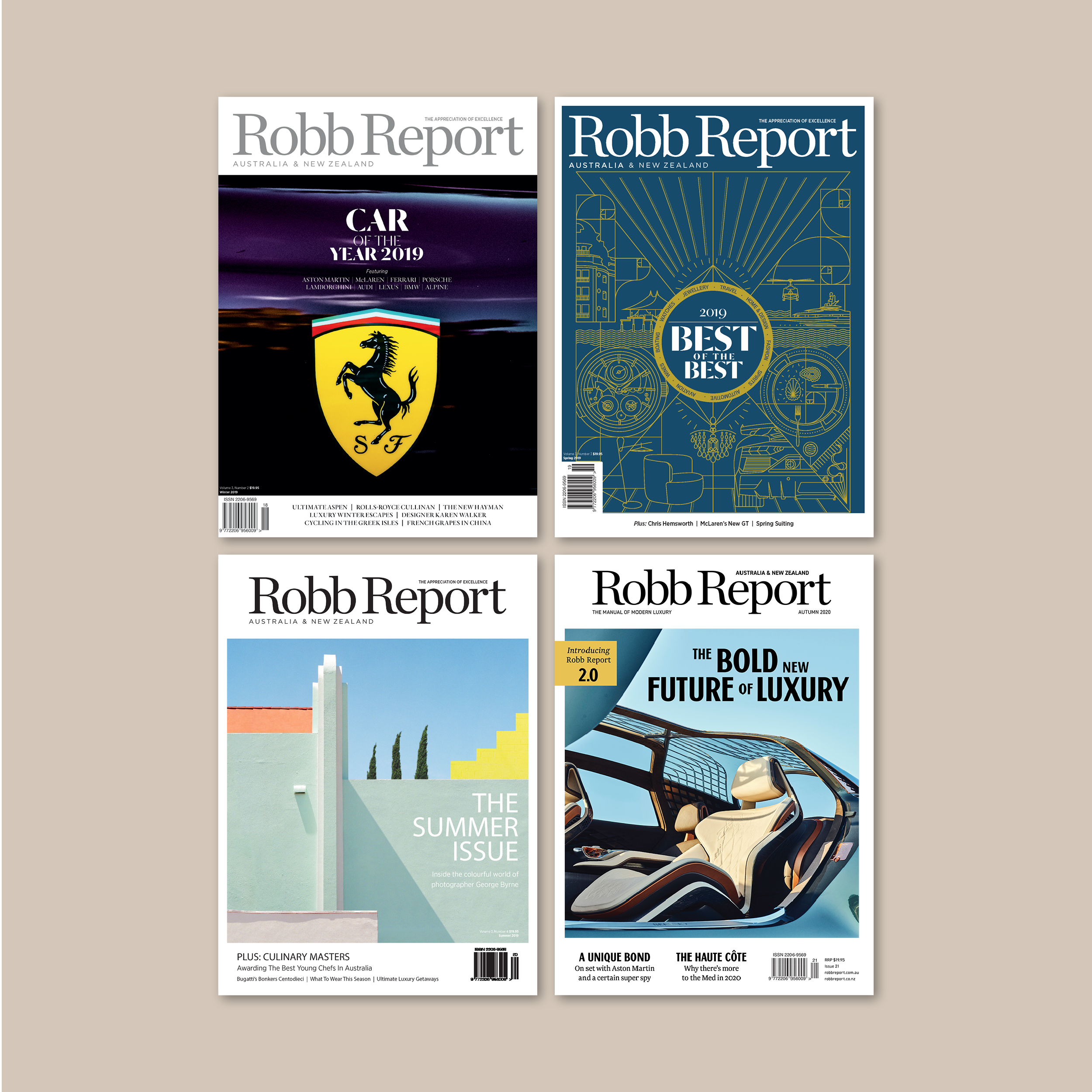 Robb Report Annual Subscription