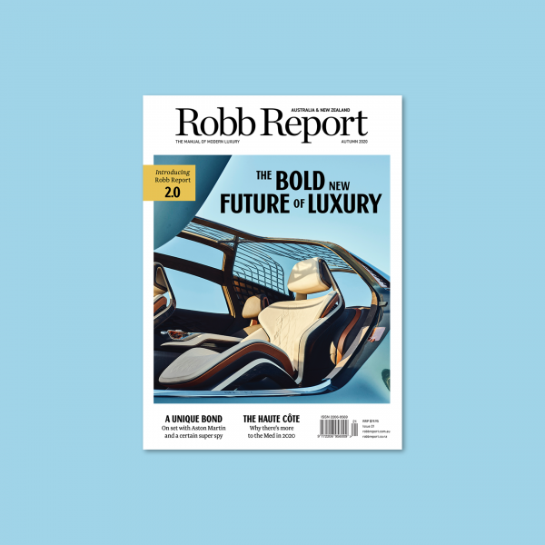 Robb Report ANZ Autumn Issue