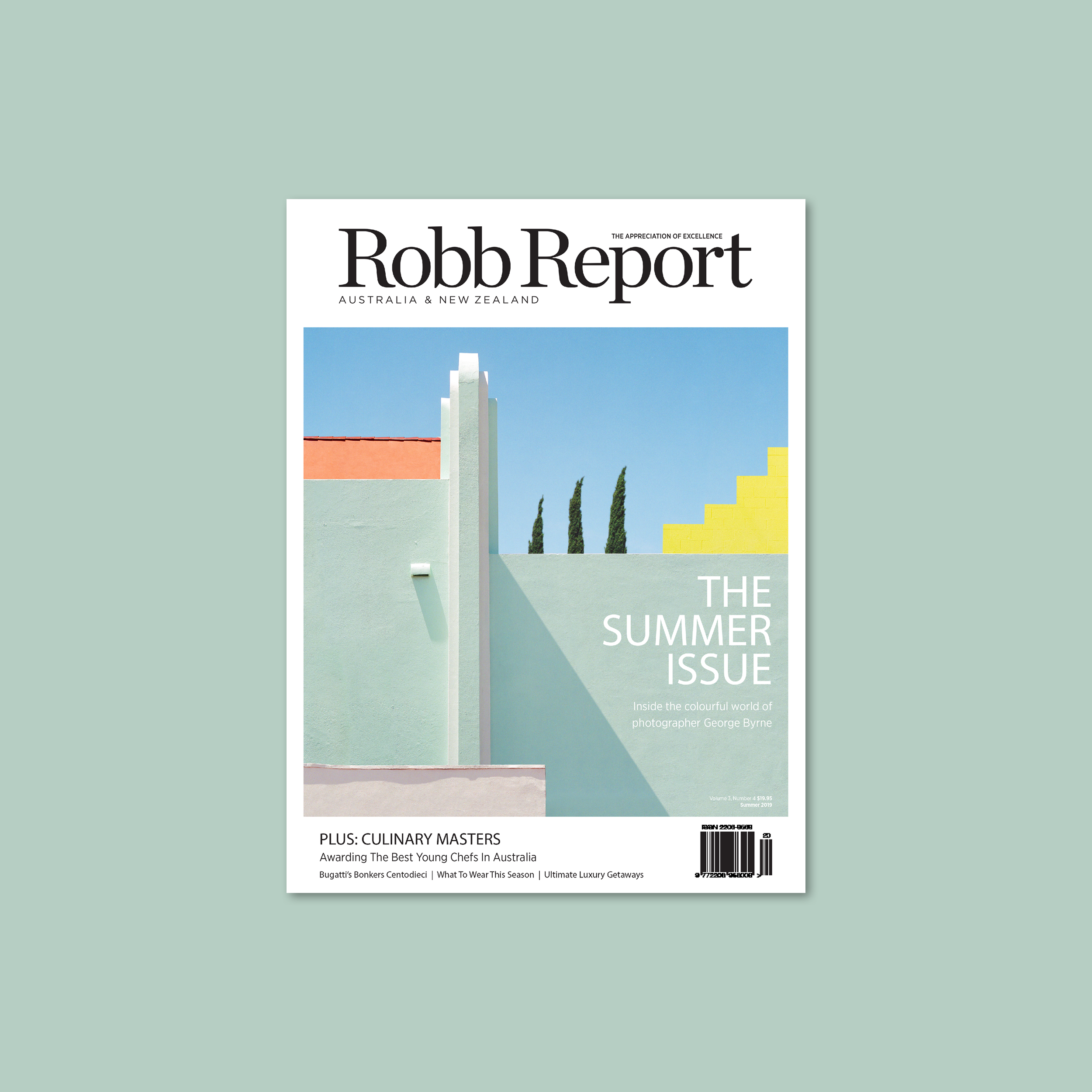 Robb Report ANZ Summer Issue