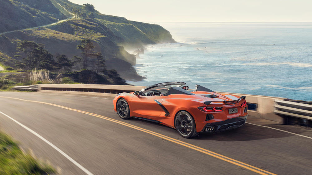 The 2020 Chevy Corvette Stingray Convertible Gets the ...