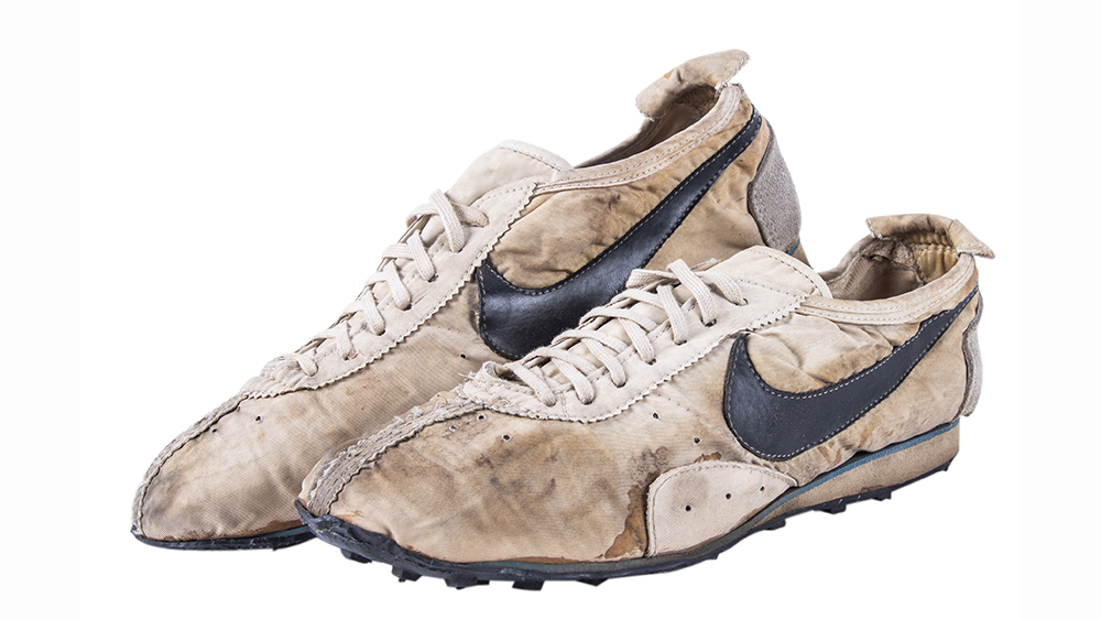 A Pair of Nike's Moon Shoes Sold for Record A$643,000 This
