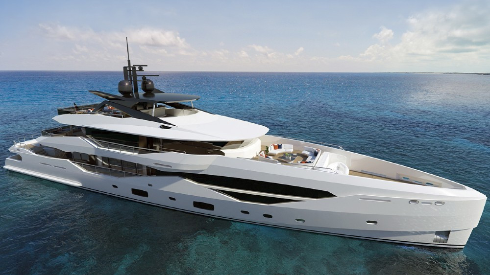 Sunseekers new Superyacht