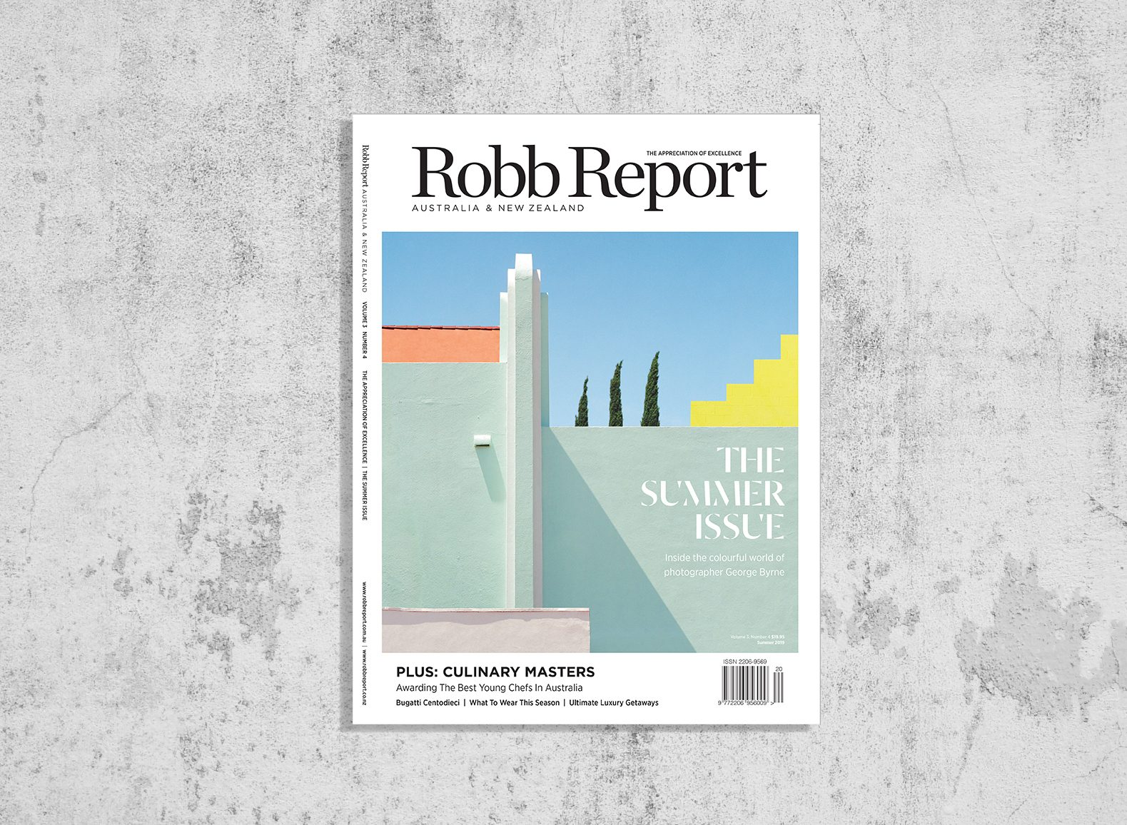 Robb Report ANZ Summer 2019-20