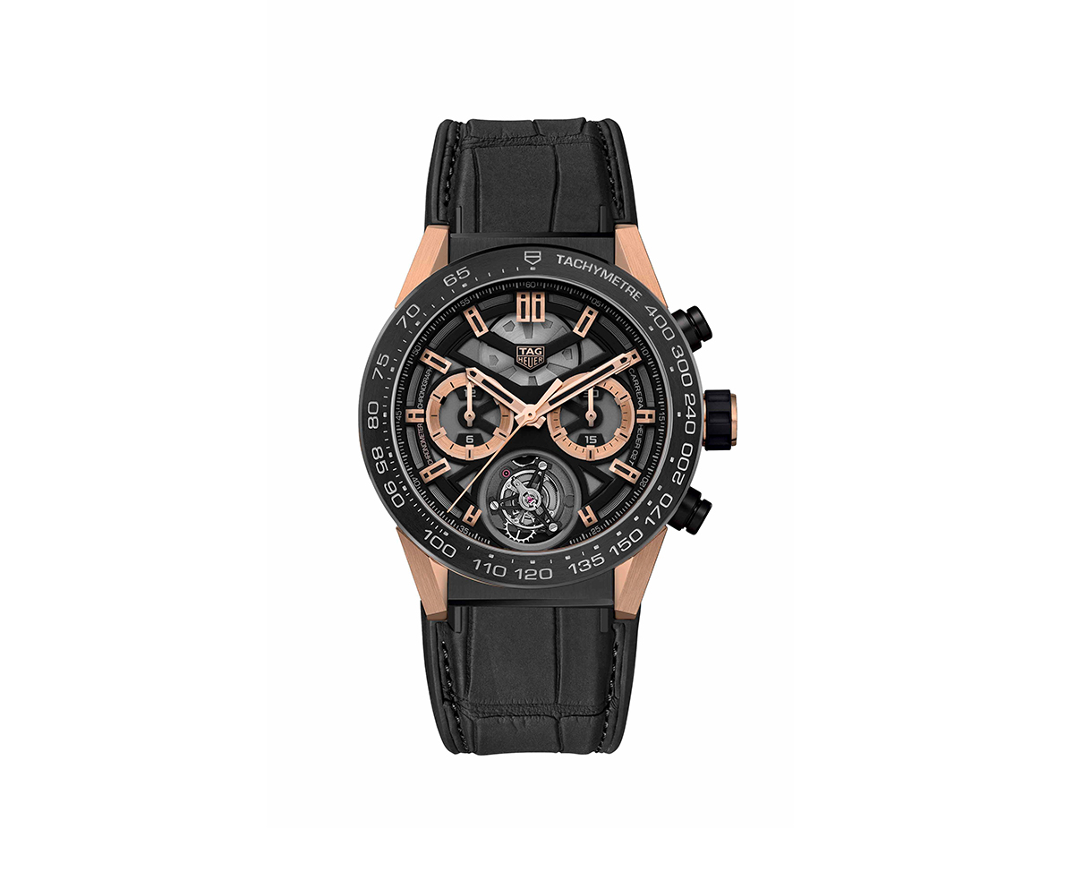 Tag Heuer Tourbillon