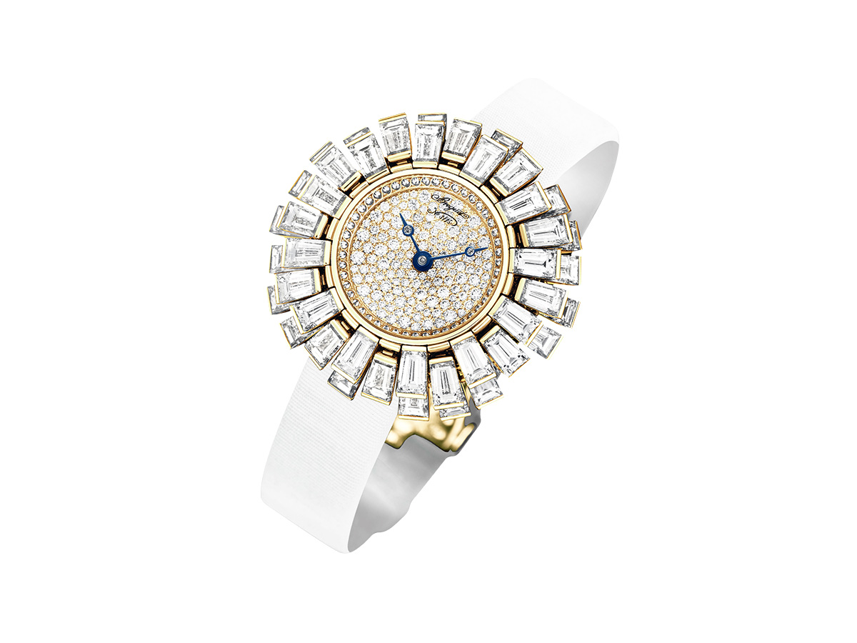 Breguet's High Jewellery Collection