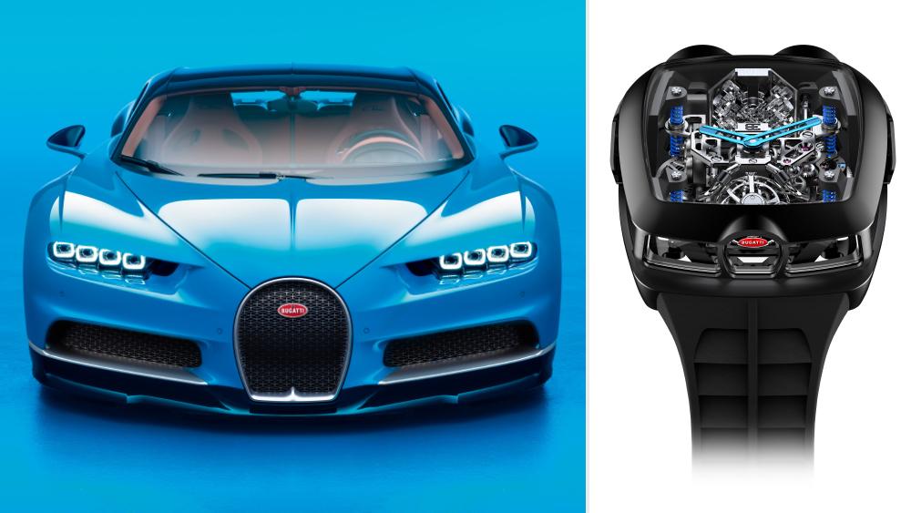 Bugatti Jacob & Co