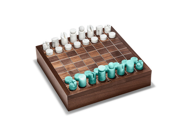 Tiffany And Co. Chess Board