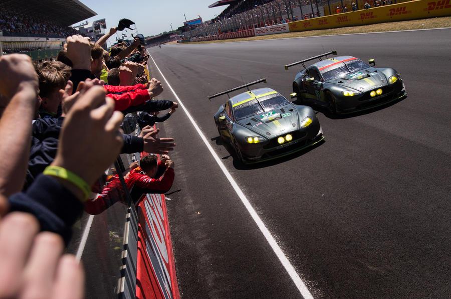 Aston Martin Legacy Collection