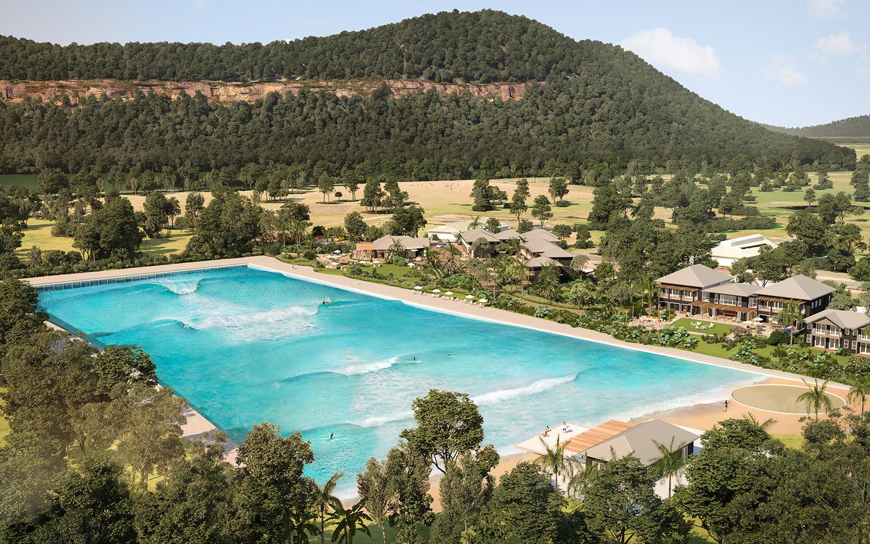 Australia's First Premium Surf Lodge