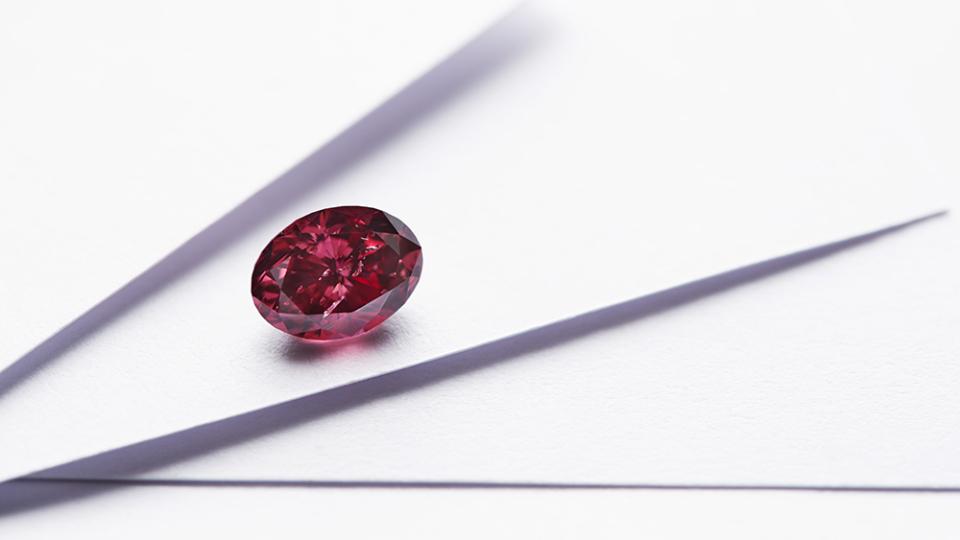 The Argyle Diamond