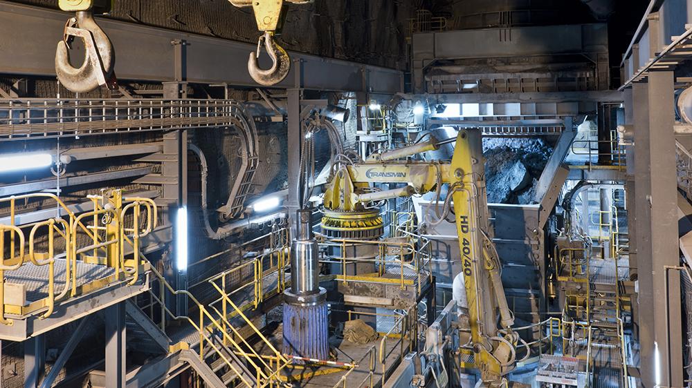 The Argyle Diamond Mine